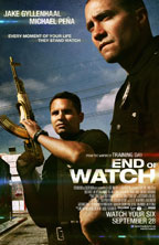 End of Watch preview