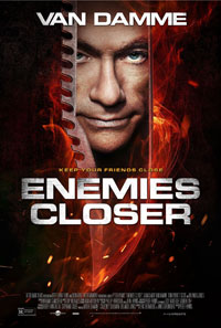 Enemies Closer movie poster