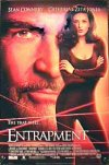 Entrapment movie poster