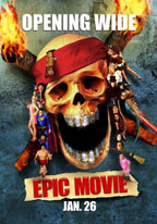 Epic Movie movie poster