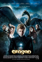Eragon movie poster