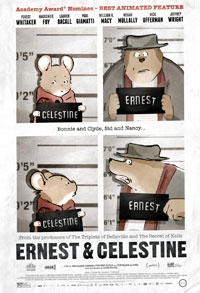 Ernest & Celestine preview