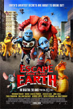 Escape From Planet Earth preview