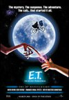 E.T.: The Extra Terrestrial: The 20th Anniversary movie poster