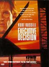 Executive Decision movie poster