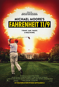 Fahrenheit 11/9 movie poster