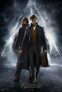 Fantastic Beasts: The Crimes of Grindewald movie poster