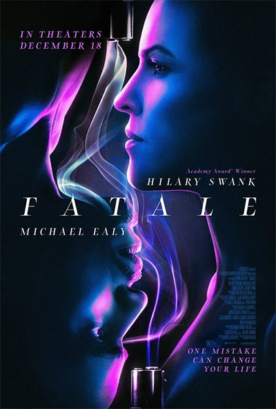 Fatale movie poster