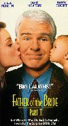 Father of the Bride Part II movie poster
