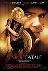 Femme Fatale movie poster