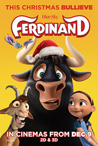 Ferdinand movie poster