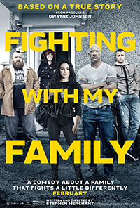 Fighting with My Family preview