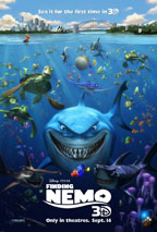 Finding Nemo preview