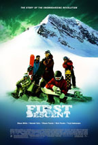 First Descent movie poster