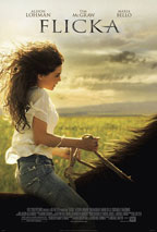 Flicka movie poster