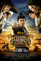 Flying Swords of Dragon Gate movie poster