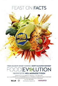 Food Evolution movie poster