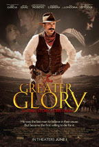 For Greater Glory preview