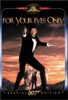 For Your Eyes Only movie poster