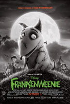 Frankenweenie preview