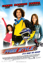 Free Style movie poster