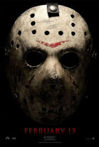 Friday the 13th movie poster