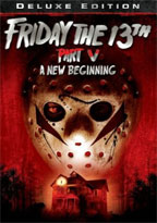Friday the 13th Part V: A New Beginning movie poster