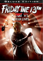 Friday the 13th Part VI: movie poster
