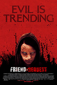 Friend Request preview