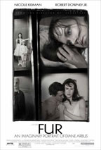 Fur: An Imaginary Portrait of Diane Arbus movie poster