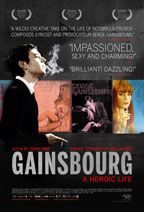 Gainsbourg: A Heroic Life preview
