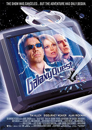 Galaxy Quest preview