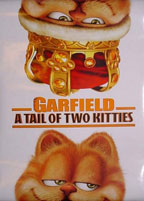 Garfield's A Tale of Two Kitties movie poster