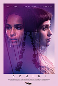 Gemini movie poster