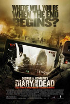 George A. Romero's Diary of the Dead movie poster