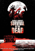 George A. Romero's Survival of the Dead movie poster