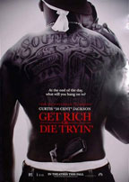 Get Rich or Die Tryin' movie poster