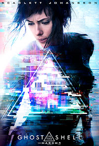 Ghost in the Shell movie poster