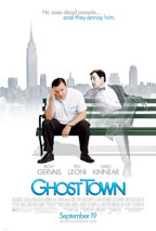 Ghost Town movie poster