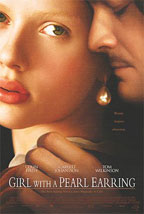 Girl with a Pearl Earring movie poster