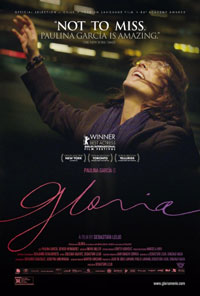 Gloria movie poster