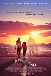 God Bless the Broken Road movie poster