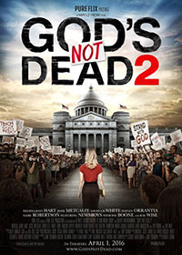 God's Not Dead 2 movie poster