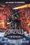 Godzilla 2000 movie poster