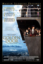 Golden Door movie poster