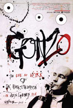 Gonzo: The Life and Work of Hunter S. Thompson movie poster
