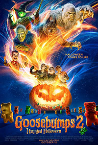 Goosebumps: Haunted Halloween movie poster