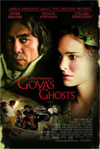 Goya's Ghosts movie poster