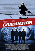 Graduation movie poster