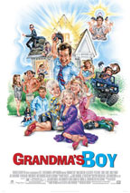 Grandma's Boy movie poster